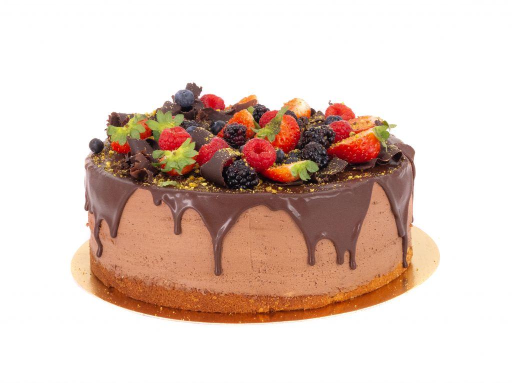 Obrázek - AKCE KVĚTEN - Čokoládový dort