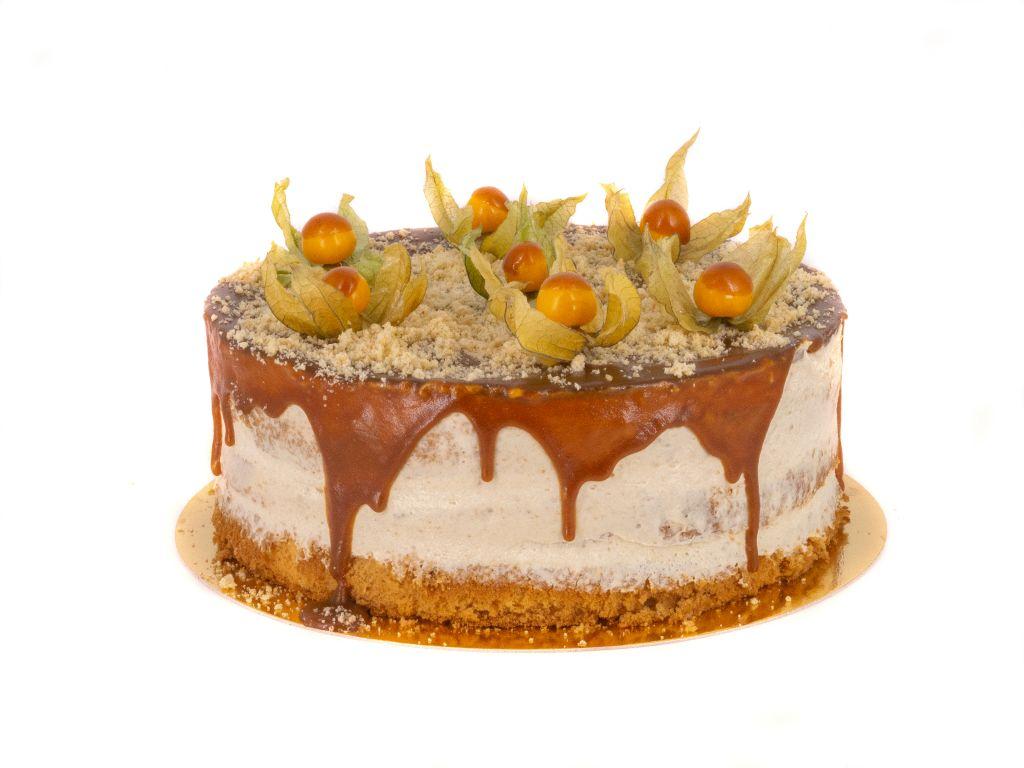 Obrázek - AKCE KVĚTEN - Karamelový dort