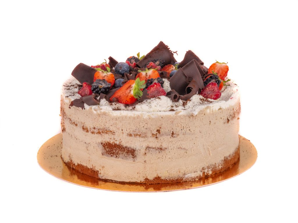Obrázek - LETNÍ AKCE - Cappuccino dort
