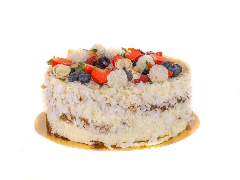 Obrázek - Raffaello dort