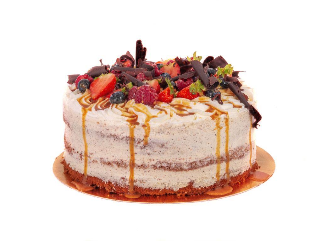 Obrázek - Alžír dort