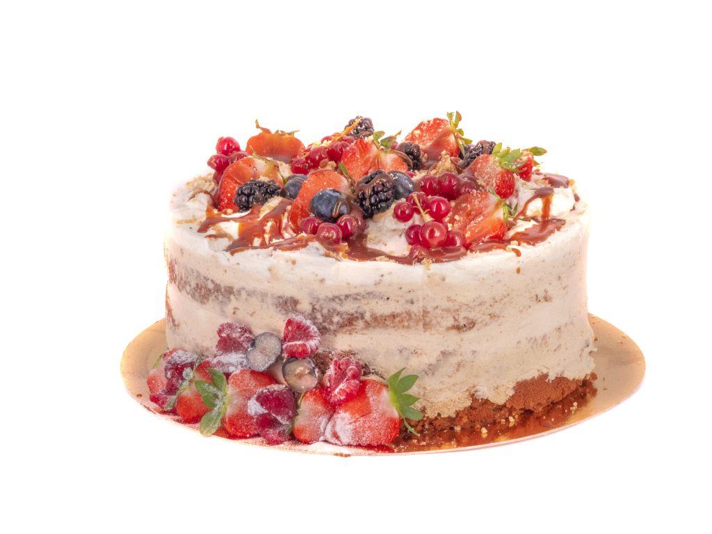 Obrázek - EXPRES DORT Jogurtový dort - 120 minut