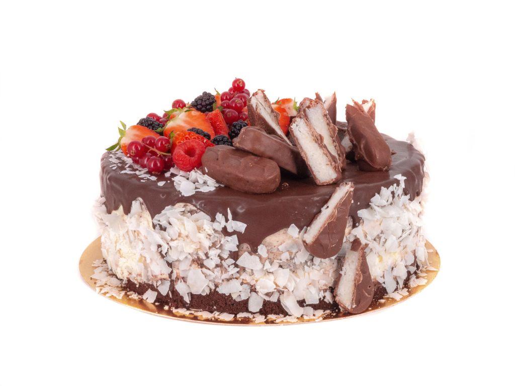 Obrázek - Bounty dort