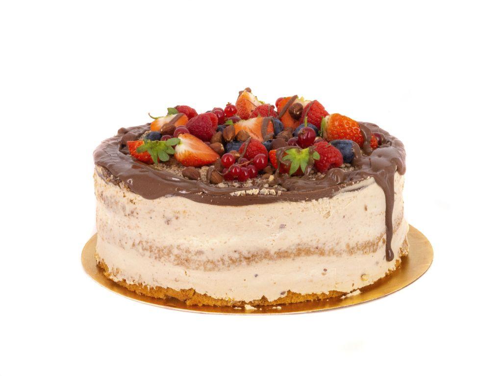 Obrázek - Nutella dort