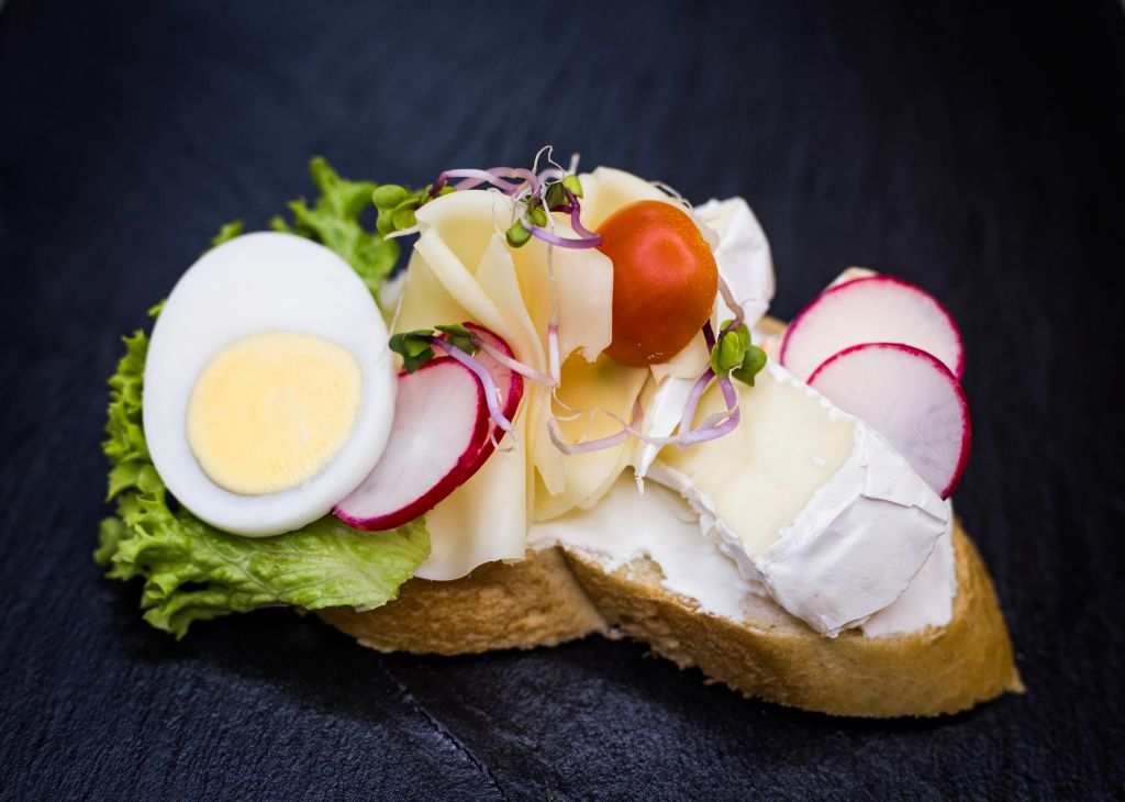 Obrázek - Sýrový chlebíček