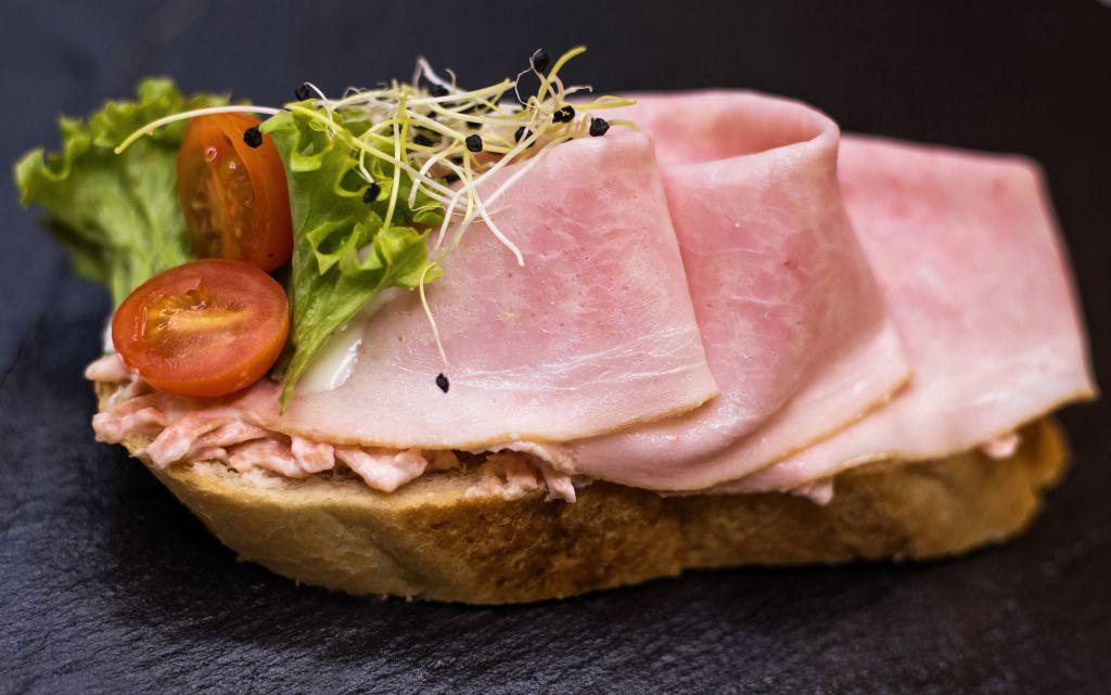 Obrázek - Šunkový chlebíček