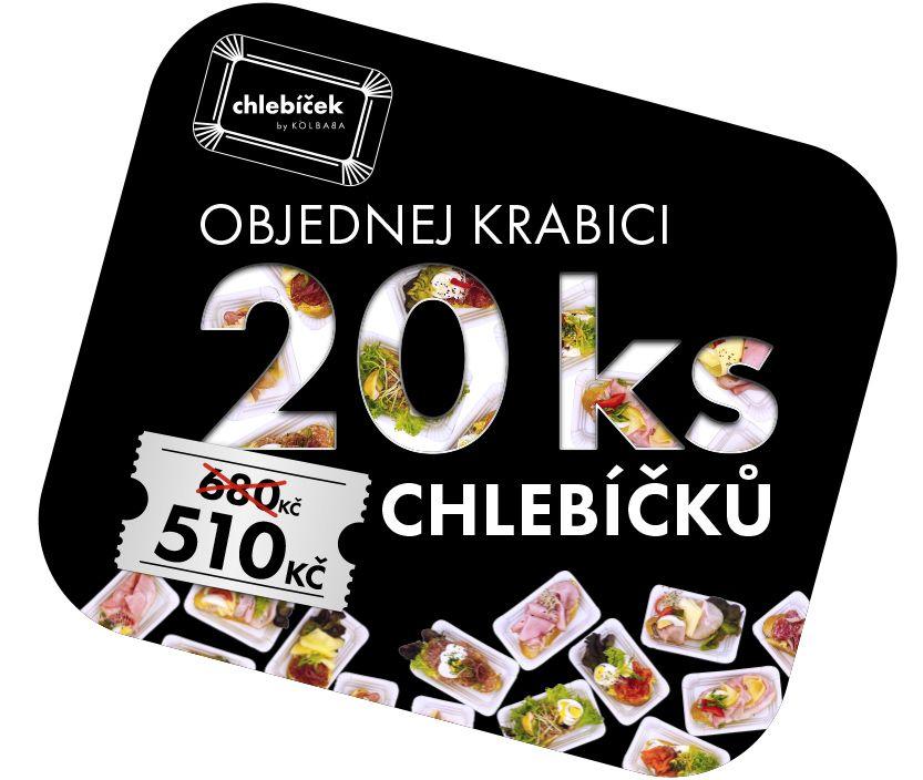 Obrázek - AKCE Chlebíček - OBJEDNÁVKA