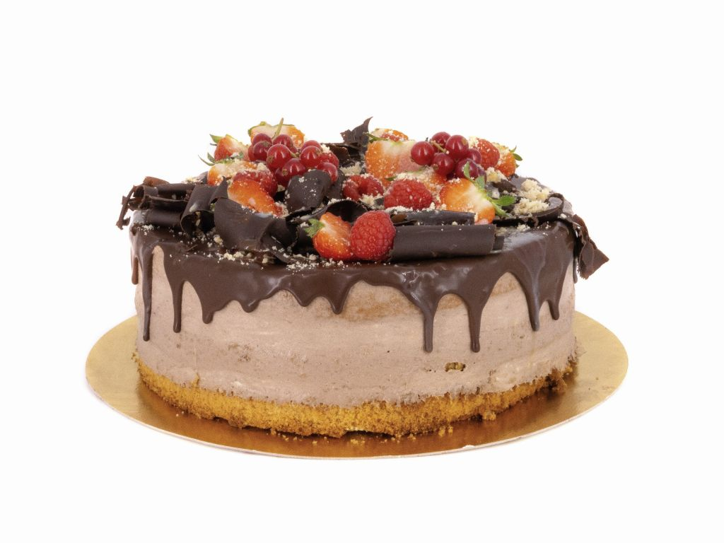 Obrázek - Baileys dort