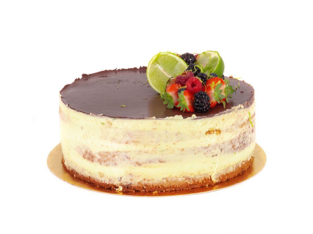 Obrázek - Limetkový dort