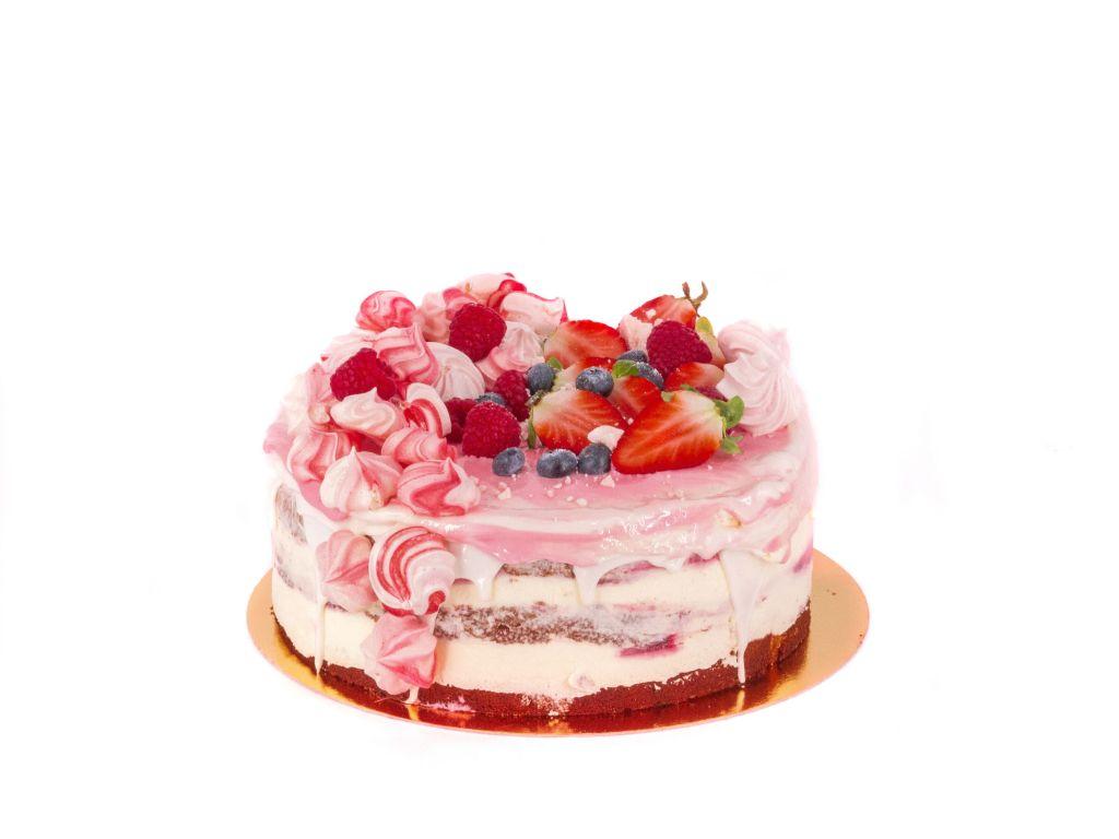 Obrázek - Holčičí dort