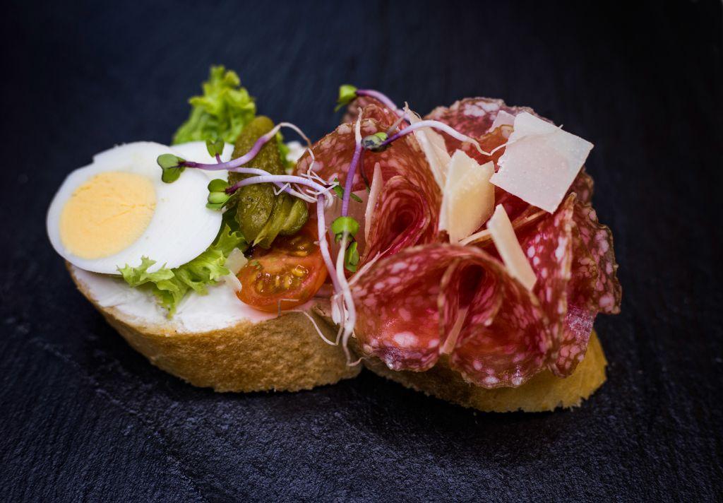 Obrázek - Chlebíček Miláno